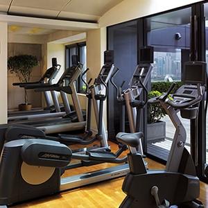 Peninsula Hong Kong Holidays - gym