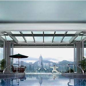 Peninsula Hong Kong Holidays - swimming pool