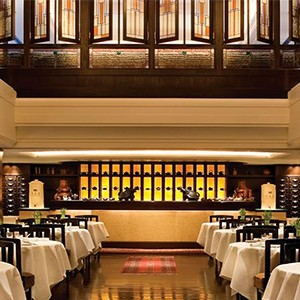 Peninsula Hong kong - holidays - Spring Moon Restaurant