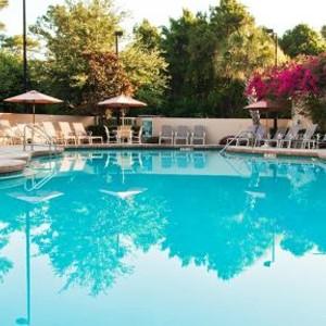 Pool 2 - Crowne Plaza Orlando Universal - Luxury Orlando Holidays