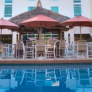 Pool - Crowne Plaza Orlando Universal - Luxury Orlando Holidays