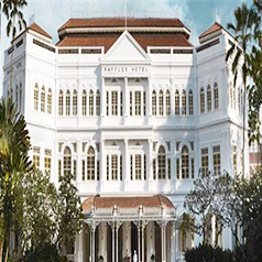 Raffles hotel - Singapore Holiday - thumbnail