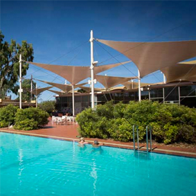 Sail in the Desert Hotel - Melbourne and Sydney Tour