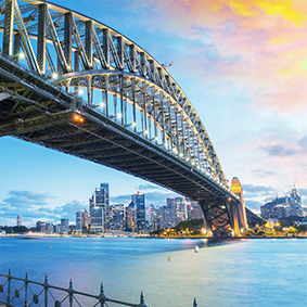 Sydney-Harbour-Coffee-Cruise--Melbourne-and-Sydney-Tour-