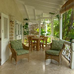 Two Bedroom Garden suite - little good harbor - luxury barbados