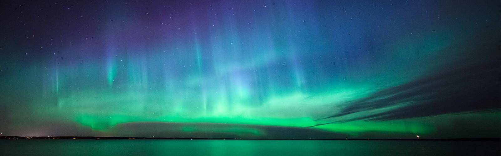 blog northern lights