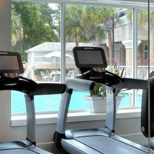 gym - Crowne Plaza Orlando Universal - Luxury Orlando Holidays