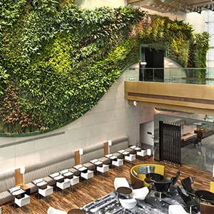 hotel icon - hong kong holiday - Green