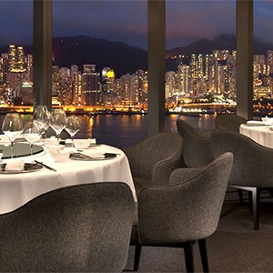 hotel icon - hong kong holiday - above and beyond restaurant
