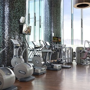 hotel icon - hong kong holiday - fitness