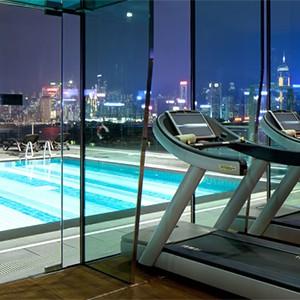 hotel icon - hong kong holiday - heath fitness