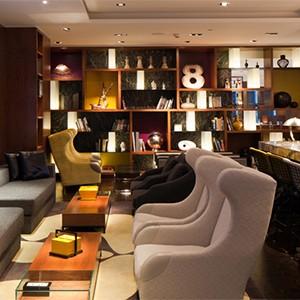 hotel icon - hong kong holiday - lounge
