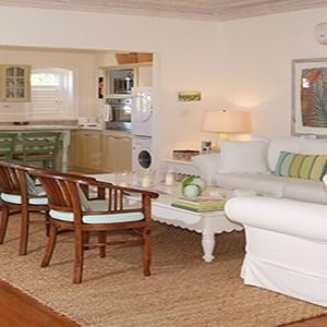 little good harbour - barbados holiday - three bedroom vineyard suite