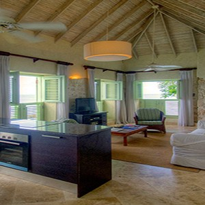 little good harbour - barbados holiday - two bedroom oceanfront fort suite