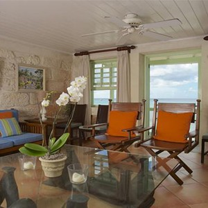 little good harbour - luxury barbados - lounge