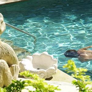 little good harbour - luxury barbados - pool
