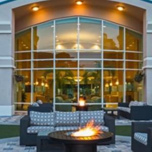 pit on the patio - Crowne Plaza Orlando Universal - Luxury Orlando Holidays