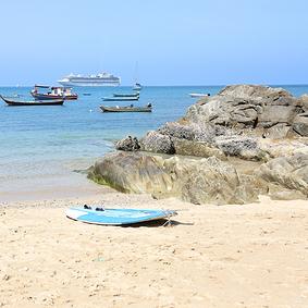 Samui island Boats
