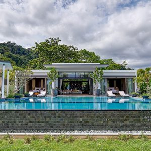 Luxury Malaysia Holiday Packages The Danna Langkawi Empress Beach Villa