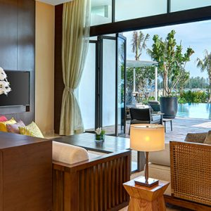 Luxury Malaysia Holiday Packages The Danna Langkawi Empress Beach Villa 3