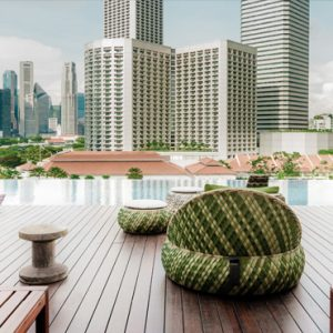 Naumi Hotel Singapore Luxury Singapore Holiday Packages Cloud 9 Infinity Pool & Bar1