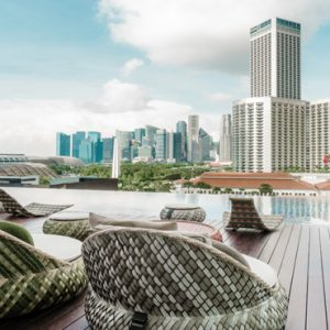 Naumi Hotel Singapore Luxury Singapore Holiday Packages Cloud 9 Infinity Pool & Bar2