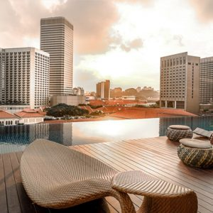 Naumi Hotel Singapore Luxury Singapore Holiday Packages Cloud 9 Infinity Pool & Bar3