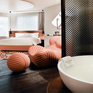 Naumi Hotel Singapore Luxury Singapore Holiday Packages Eden And Nirwana Room