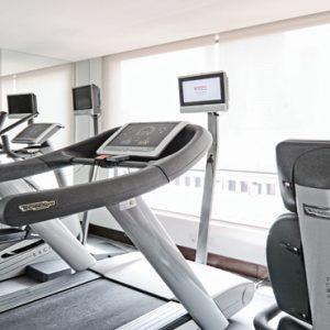 Naumi Hotel Singapore Luxury Singapore Holiday Gym