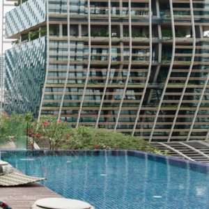 Naumi Hotel Singapore Luxury Singapore Holiday Packages Outdoor Pool At The Hotel