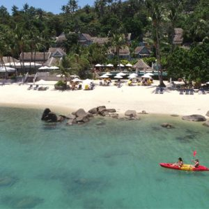 Koh Samui holiday Packages Centara Villas Samui Beach 2