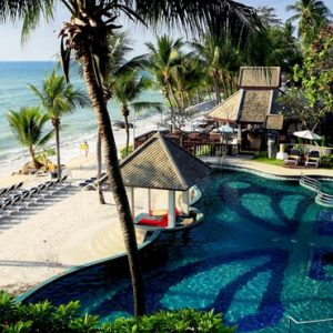 Koh Samui holiday Packages Centara Villas Samui Pool