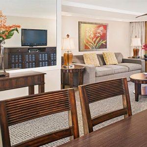 Sheraton Vistana Villages Resort Lake Bueno Vistas Orlando Holiday One Bedroom Premium Villa Lounge