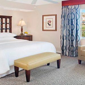 Sheraton Vistana Villages Resort Lake Bueno Vistas Orlando Holiday Two Bedroom Villa Bedroom