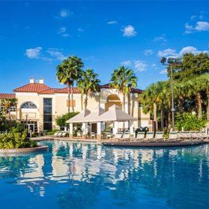 Sheraton Vistana Villages Resort, Lake Bueno Vistas Orlando Holiday Fountains Phase Pool