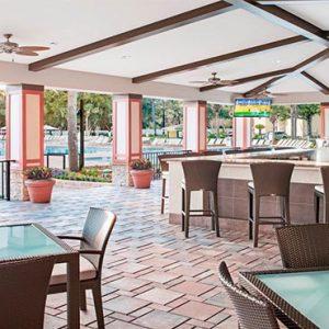 Sheraton Vistana Villages Resort, Lake Bueno Vistas Orlando Holiday Outdoor Area Zimmies