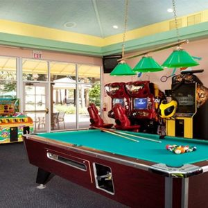 Sheraton Vistana Villages Resort, Lake Bueno Vistas Orlando Holiday Snooker Pool