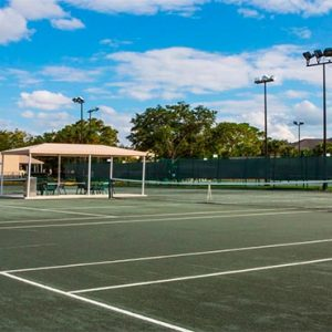 Sheraton Vistana Villages Resort, Lake Bueno Vistas Orlando Holiday Tennis