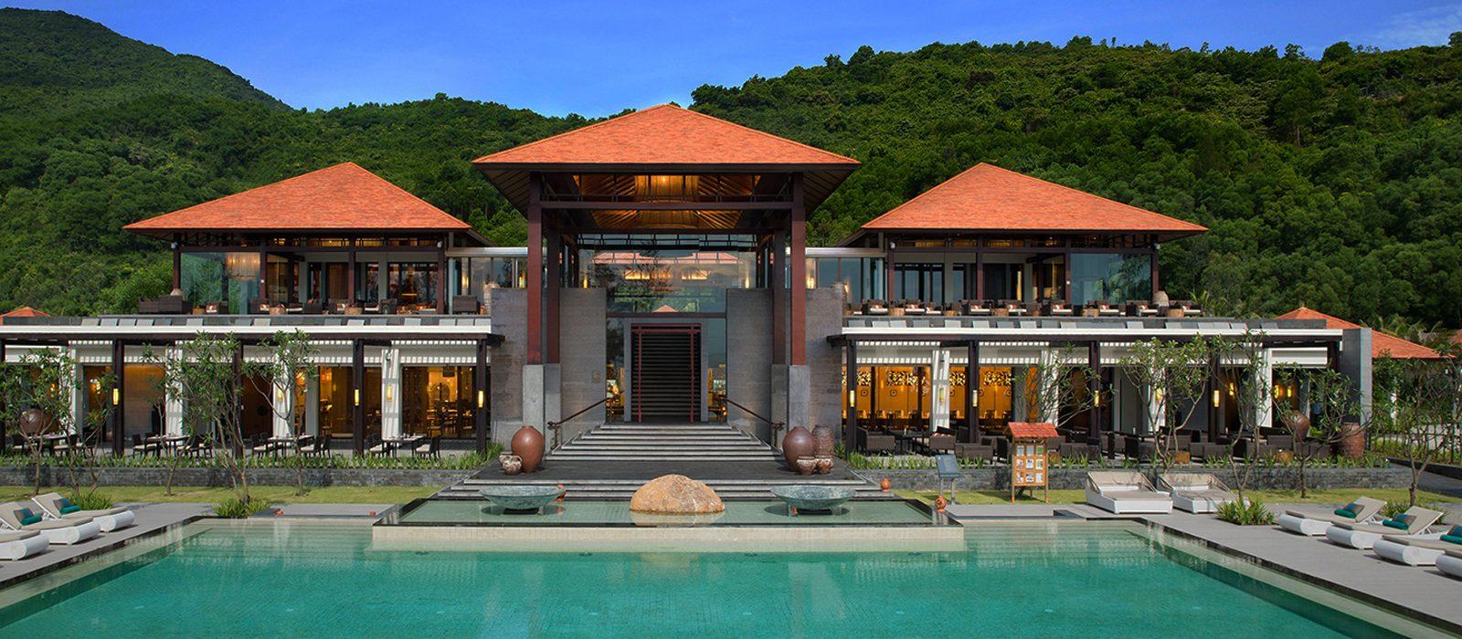 Luxury Vietnam holiday Packages Banyan Tree Lan Co Vietnam Header