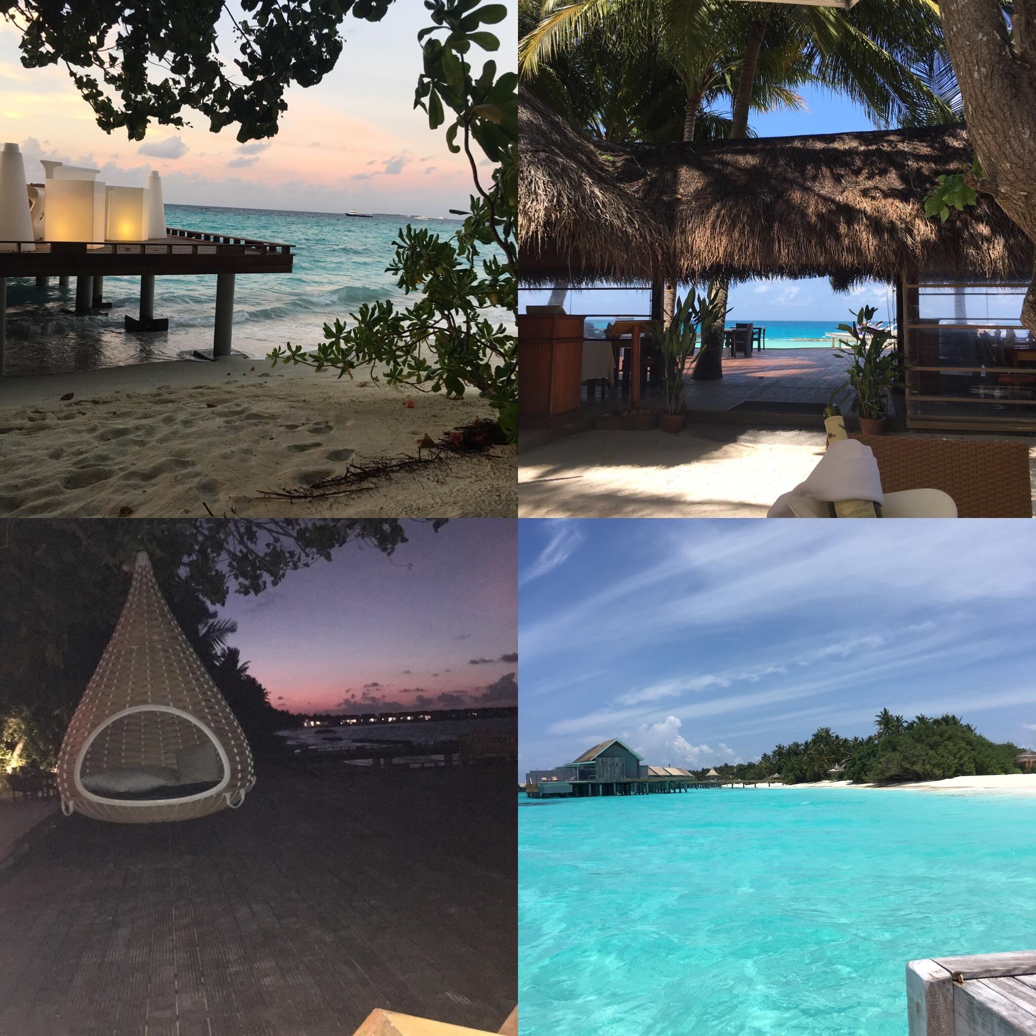 Kuramathi Island Resort review - luxury honeymoon in Maldives