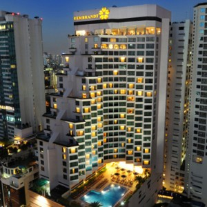 exterior-rembrandt-hotel-bangkok-luxury-bangkok-holiday-packages
