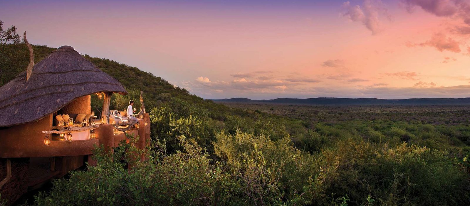 Luxury South Africa Holidays Madikwe Safari Lodge Header