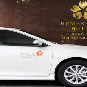 luxury Thailand holiday Packages Rembrandt Hotel Bangkok Limousine Service