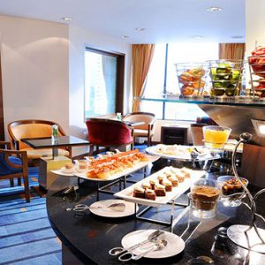 luxury Thailand holiday Packages Rembrandt Hotel Bangkok Buffet