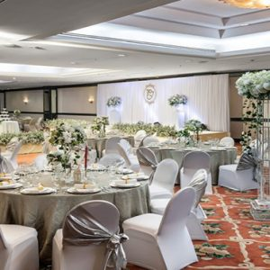 luxury Thailand holiday Packages Rembrandt Hotel Bangkok Wedding