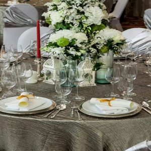 luxury Thailand holiday Packages Rembrandt Hotel Bangkok Wedding Table Setup