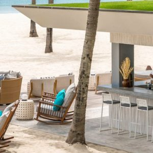 luxury Vietnam holiday Packages Four Seasons Resorts Nam Hai Beach Bar