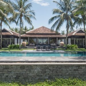 luxury Vietnam holiday Packages Four Seasons Resorts Nam Hai Four Bedroom Pool Villa