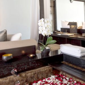 luxury Vietnam holiday Packages Four Seasons Resorts Nam Hai Three Bedroom Beachfront Pool Villa 3
