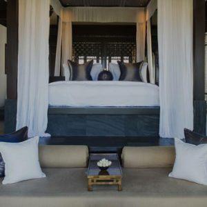 luxury Vietnam holiday Packages Four Seasons Resorts Nam Hai Three Bedroom Ocean View Pool Villa 5